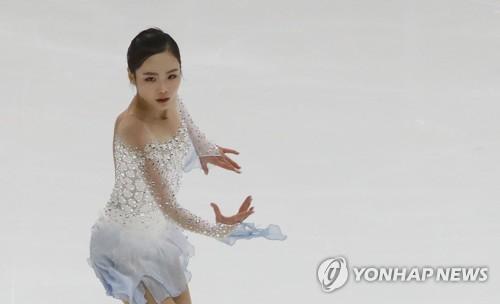 임은수, 새 갈라프로그램 공개 '이즈 잇 올라잇?·메이크 미 필'