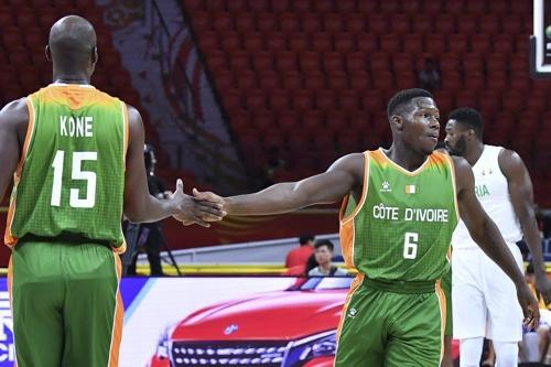 한국 다음 상대 코트디부아르, 나이지리아에 66-83 패배